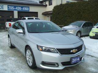 Used 2014 Chevrolet Impala LS for sale in Beaverton, ON
