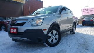 Used 2008 Saturn Vue XE,AWD for sale in North York, ON