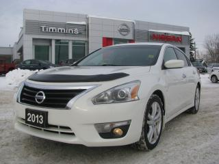 Used 2013 Nissan Altima 3.5 SV for sale in Timmins, ON