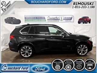 Used 2015 BMW X5 DRIVE 35I for sale in Rimouski, QC