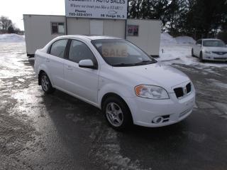 Used 2007 Pontiac Wave for sale in Elmvale, ON