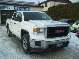 Used 2014 GMC Sierra 1500 4x4, Crew, 5.3L V8 for sale in Beaverton, ON