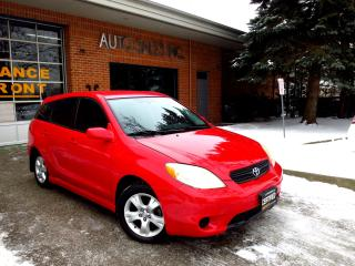 Used 2005 Toyota Matrix XR Low Km AutoMatic CERTIFIED for sale in Concord, ON