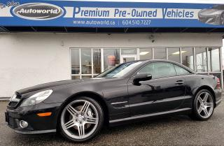 Used 2010 Mercedes-Benz SL 550 Convertible for sale in Langley, BC