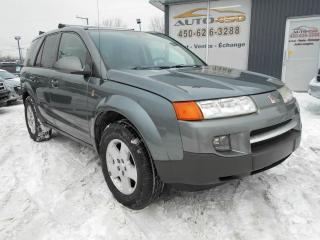 Used 2005 Saturn Vue ***4X4/V6*** for sale in Longueuil, QC