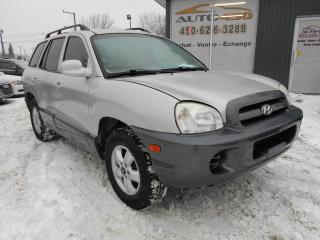 Used 2005 Hyundai Santa Fe ***GL/V6*** for sale in Longueuil, QC