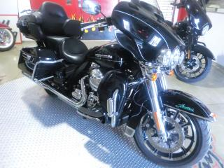 Used 2016 Harley-Davidson Ultra LIMITED LOW for sale in Blenheim, ON