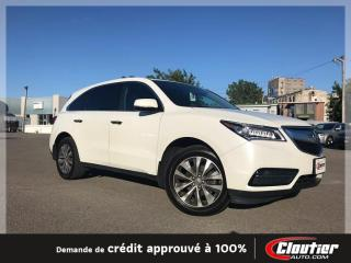 Used 2014 Acura MDX Navigation 7 for sale in Trois-Rivières, QC