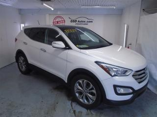 Used 2013 Hyundai Santa Fe Sport 2.0t Prem Awd for sale in L'ancienne-lorette, QC