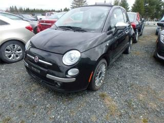 Used 2013 Fiat 500 C Lounge for sale in St-Philibert, QC
