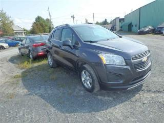 Used 2013 Chevrolet Trax 1LT for sale in St-Philibert, QC
