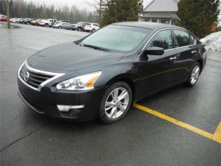 Used 2013 Nissan Altima 2.5 S for sale in St-Philibert, QC