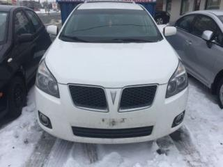 Used 2010 Pontiac Vibe AWD for sale in Scarborough, ON