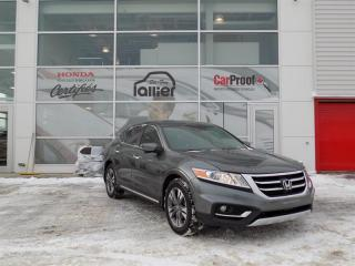 Used 2013 Honda Accord Crosstour GAR for sale in Quebec, QC