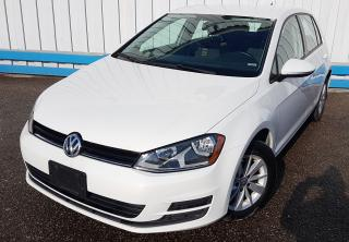 Used 2016 Volkswagen Golf TSI Trendline *HEATED SEATS* for sale in Kitchener, ON
