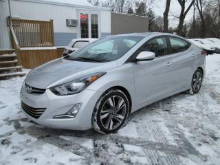 Used 2015 Hyundai Elantra Limited for sale in Scarborough, ON