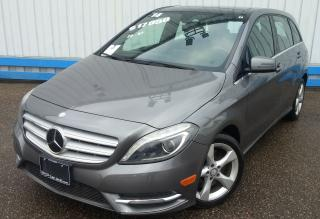 Used 2014 Mercedes-Benz B-Class B250 TURBO *LEATHER-SUNROOF* for sale in Kitchener, ON