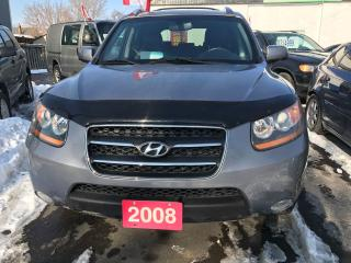 Used 2008 Hyundai Santa Fe 3.3 Litre AWD for sale in Etobicoke, ON