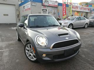 Used 2008 MINI Cooper S S for sale in Oakville, ON