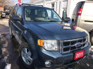 Used 2011 Ford Escape 3 Litre for sale in Etobicoke, ON