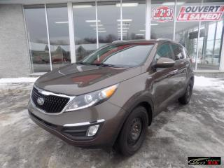 Used 2014 Kia Sportage Awd 4dr Ex for sale in Grenville, QC