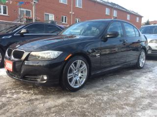 Used 2009 BMW 3 Series 328i xDrive w/Paddle-Shifters/Sport Pkg. MINT for sale in Scarborough, ON