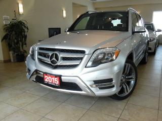 Used 2015 Mercedes-Benz GLK-Class GLK350 4Matic NAVI|360CAM|PANOROOF for sale in Toronto, ON