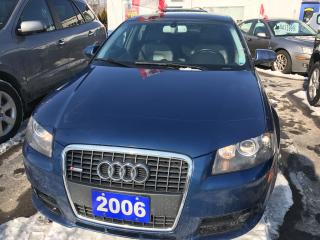 Used 2006 Audi A3 S Line for sale in Etobicoke, ON
