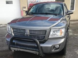 Used 2011 Dodge Dakota AWD CREW CAB SXT for sale in Mirabel, QC