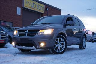 Used 2013 Dodge Journey R/T,Navi,Cam,Bluetooth,AWD for sale in North York, ON
