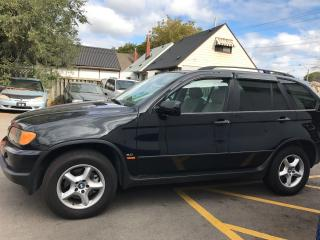 Used 2002 BMW X5 3 litre for sale in Etobicoke, ON