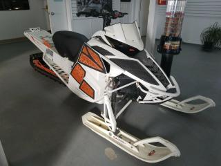 Used 2012 MOTORSPORT ARCTIC CAT SNOW PRO SNOWMOBILE for sale in Quesnel, BC