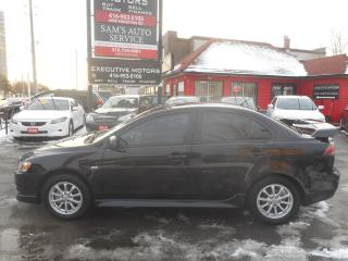 Used 2010 Mitsubishi Lancer CLEAN! for sale in Scarborough, ON