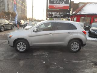 Used 2013 Mitsubishi RVR AWD for sale in Scarborough, ON