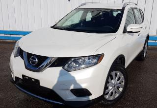 Used 2015 Nissan Rogue S AWD *BLUETOOTH* for sale in Kitchener, ON