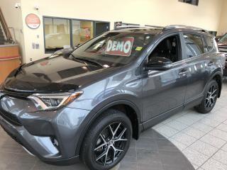Used 2017 Toyota RAV4 se for sale in Grand Falls-windsor, NL