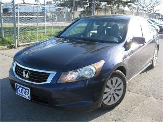 Used 2008 Honda Accord LX for sale in North York, ON