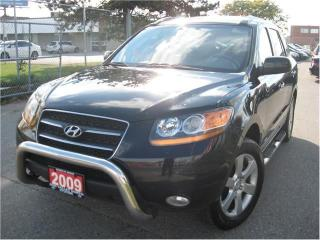 Used 2009 Hyundai Santa Fe LIMITED for sale in North York, ON