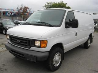 Used 2007 Ford Econoline Commercial for sale in North York, ON