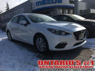 Used 2015 Mazda MAZDA3 GS/ SKYACTIV/HEATED SEATS -TORONTO for sale in North York, ON
