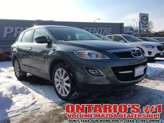 Used 2010 Mazda CX-9 GSL AWD,LEATHER, SUNROOF,REVERSE CAM-TORONTO for sale in North York, ON