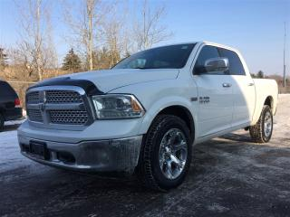 Used 2017 Dodge Ram 1500 Laramie**ROOF**NAV**BACK-UP CAM**HTD SEATS** for sale in Mississauga, ON