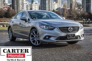 Used 2014 Mazda MAZDA6 GT, low kms, Navi, heated leather for sale in Vancouver, BC