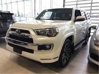 Used 2017 Toyota 4Runner LIMITED 7PASSENGER for sale in Pickering, ON