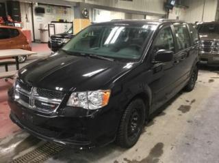 Used 2015 Dodge Grand Caravan CVP for sale in Winnipeg, MB