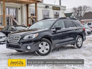 Used 2017 Subaru Outback 2.5i for sale in Ottawa, ON