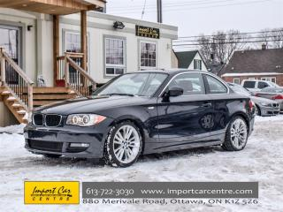 Used 2011 BMW 1 Series 128i Sports Package for sale in Ottawa, ON