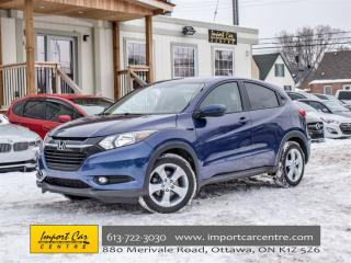 Used 2016 Honda HR-V EX for sale in Ottawa, ON