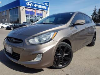 Used 2013 Hyundai Accent GL/Sunroof/Fog Light in very nice condition for sale in Mississauga, ON