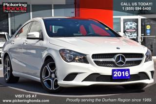 Used 2016 Mercedes-Benz CLA250 4MATIC Coupe for sale in Pickering, ON